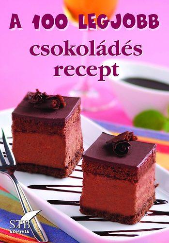 A 100 legjobb csokoládés recept PDF