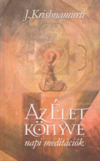 Jiddu Krishnamurti – Az élet könyve PDF
