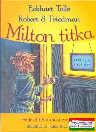 Eckhart Tolle: Milton titka PDF