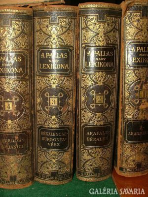 A Pallas nagy lexikona 1-16 PDF