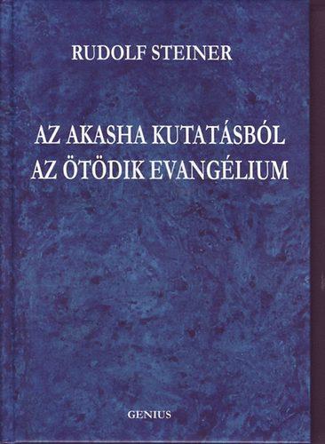 Rudolf Steiner: Az Akasha kutatásból – Az ötödik evangélium PDF