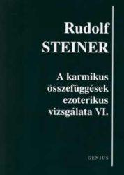 Rudolf Steiner: A karmikus összefüggések ezoterikus vizsgálata 4. PDF