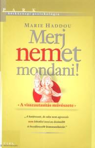 Marie Haddou: Merj nemet mondani! PDF