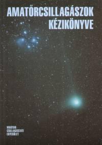 Mizser Attila – Amatőrcsillagászok kézikönyve PDF