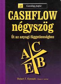Robert T. Kiyosaki, Sharon L. Lechter – Cashflow négyszög PDF