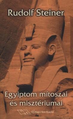 Rudolf Steiner: Egyiptom mítoszai és misztériumai PDF