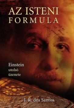 José Rodriguez dos Santos: Az isteni formula PDF
