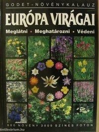 Jean-Denis Godet: Európa virágai PDF
