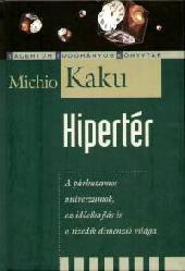 Michio Kaku – Hipertér PDF