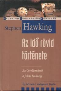 Stephen Hawking – Az idő rövid története PDF