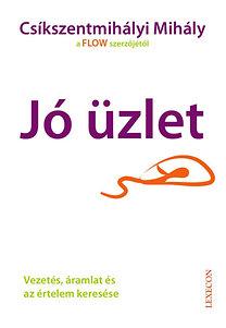 Csíkszentmihályi Mihály – Jó üzlet PDF, Djvu