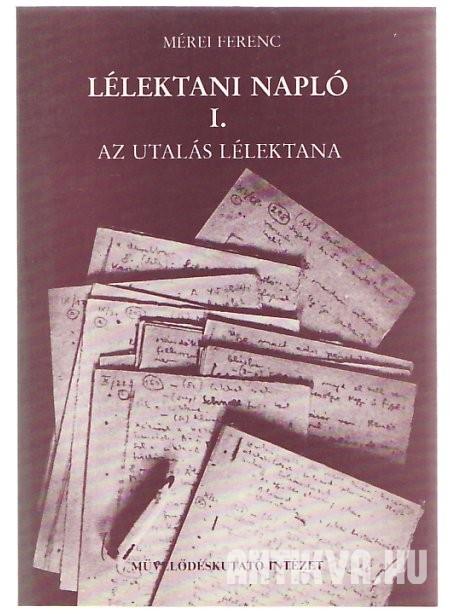 Mérő László – Az érzelmek logikája PDF