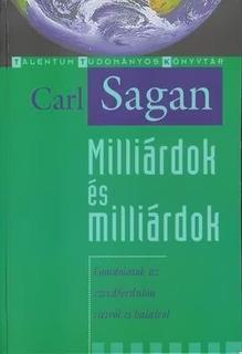 Carl Sagan – Milliárdok és milliárdok PDF