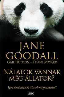 Jane Goodall – Nálatok vannak még állatok? PDF