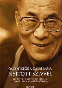 Dalai Láma – Nyitott szívvel PDF