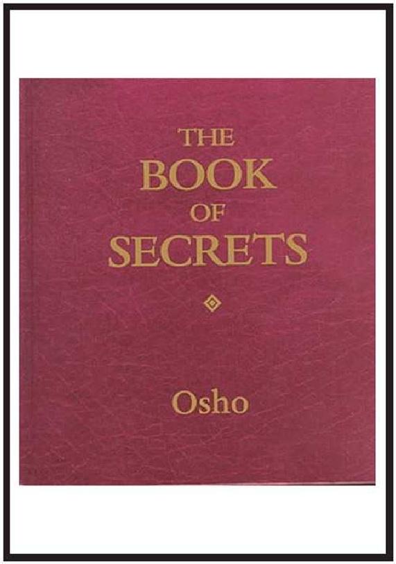 Osho: A Titkok könyve PDF