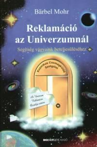 Bärbel Mohr – Reklamáció az Univerzumnál PDF