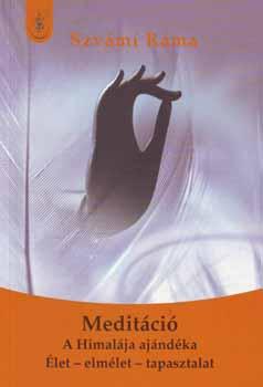 Szvámi Ráma: Meditáció PDF