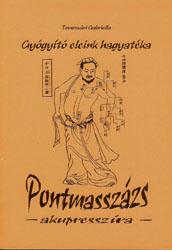 Temesvári Gabriella: Pontmasszázs – akupresszúra PDF