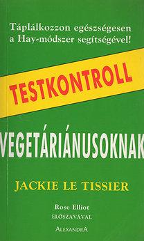 Jackie LE Tissier – Testkontroll vegetáriánusoknak PDF