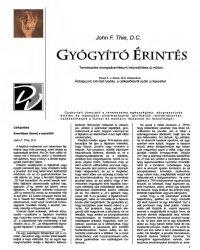 Kim Da Silva: Gyógyító érintés PDF
