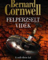 Bernard Cornwell: Felperzselt vidék PDF