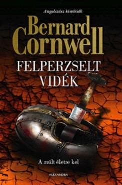 Bernard Cornwell: Felperzselt vidék